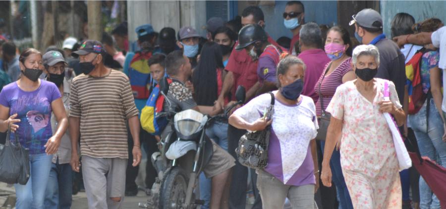 El país reporta 429 nuevos contagios por Covid-19