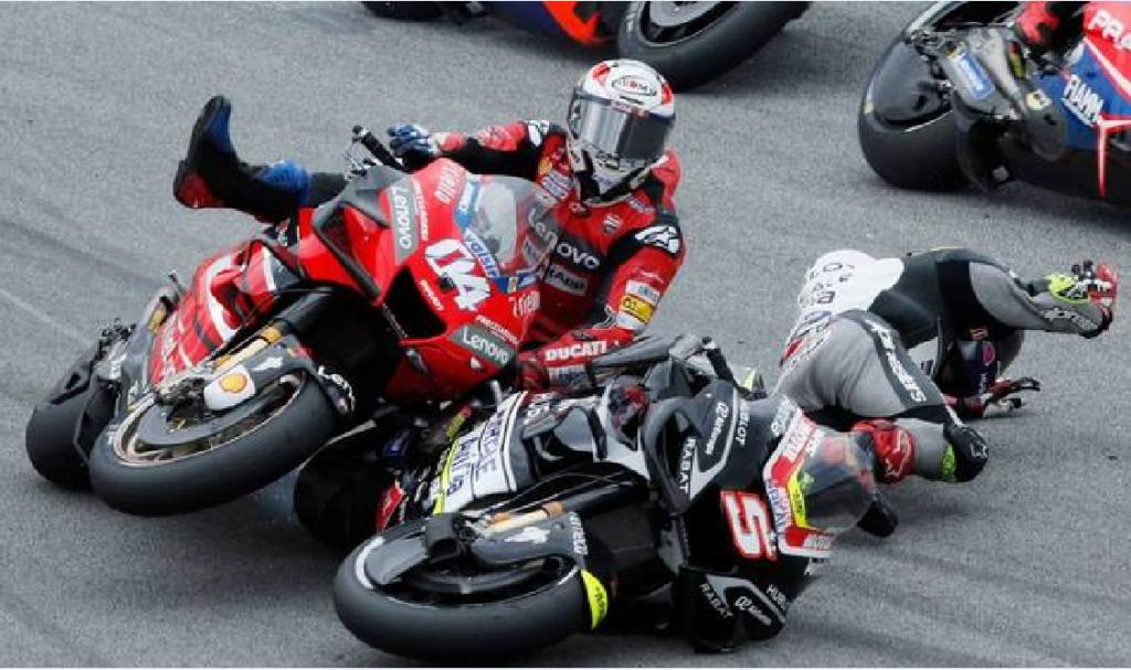 Quartararo gana en Barcelona y recupera el liderato en el Mundial de MotoGP
