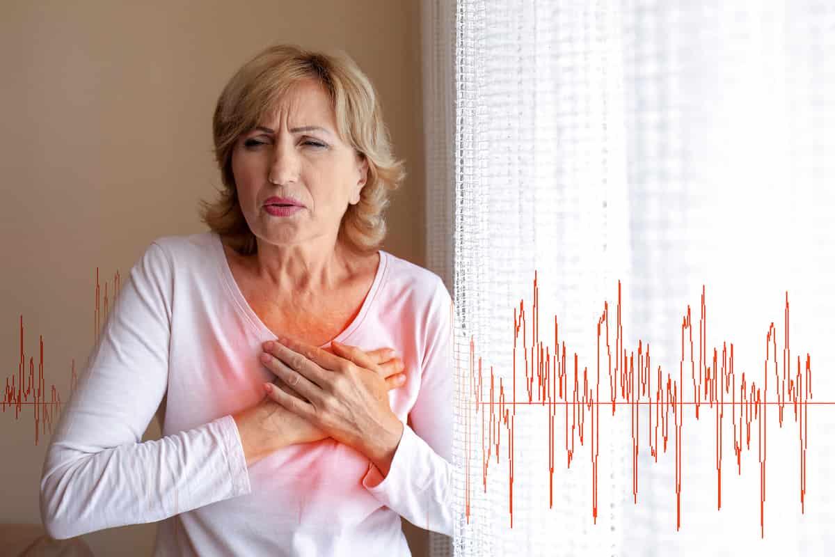 El estrés y la ira pueden exacerbar la insuficiencia cardíaca