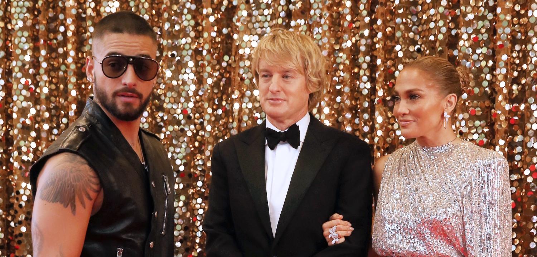 JLO y Maluma estrenarán su película «Marry Me» en San Valentín