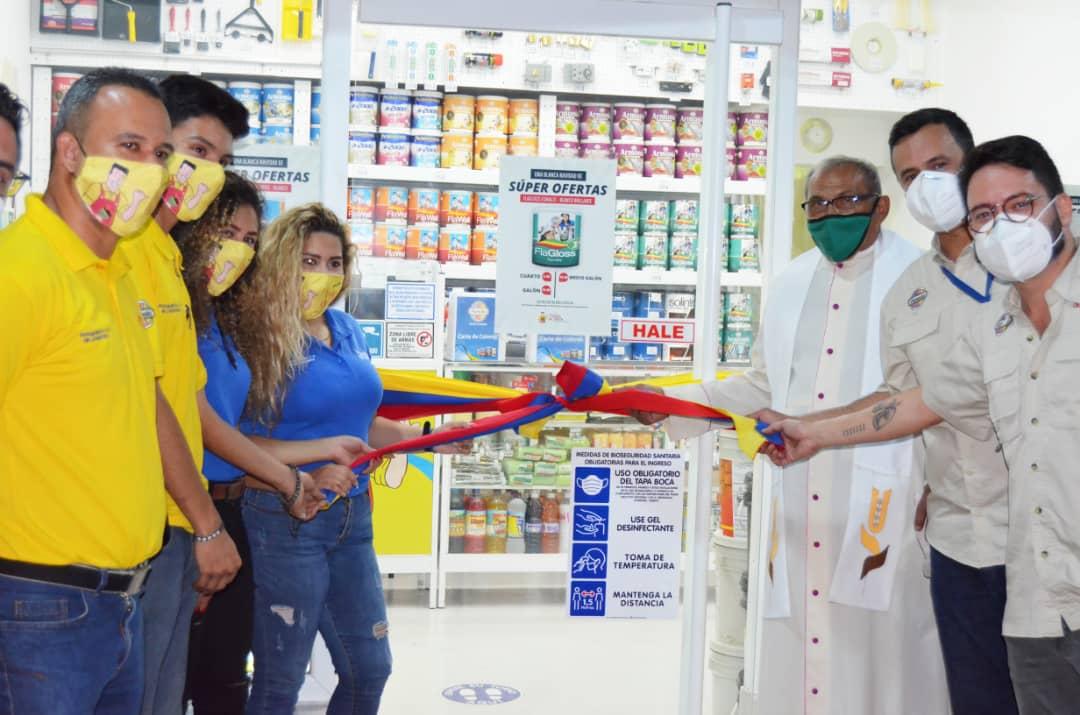Abrió sus puertas La Tienda del Pintor en la Villa Olímpica de San Juan de los Morros