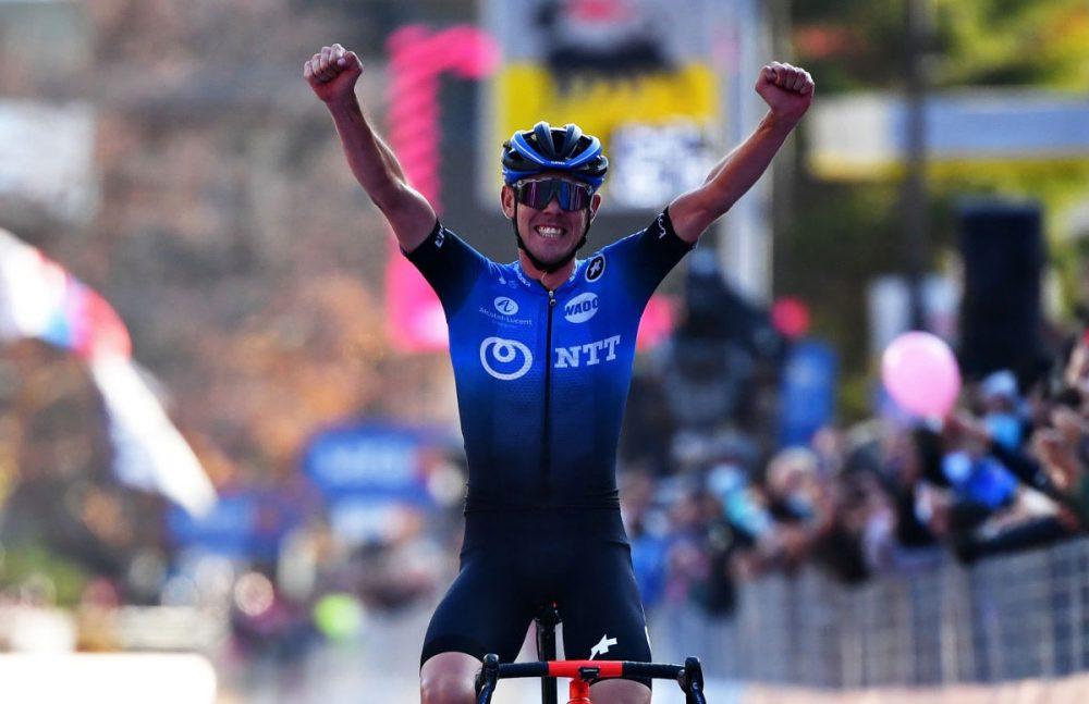 Ben O'Connor se apodera de la victoria en la etapa 17 del Giro