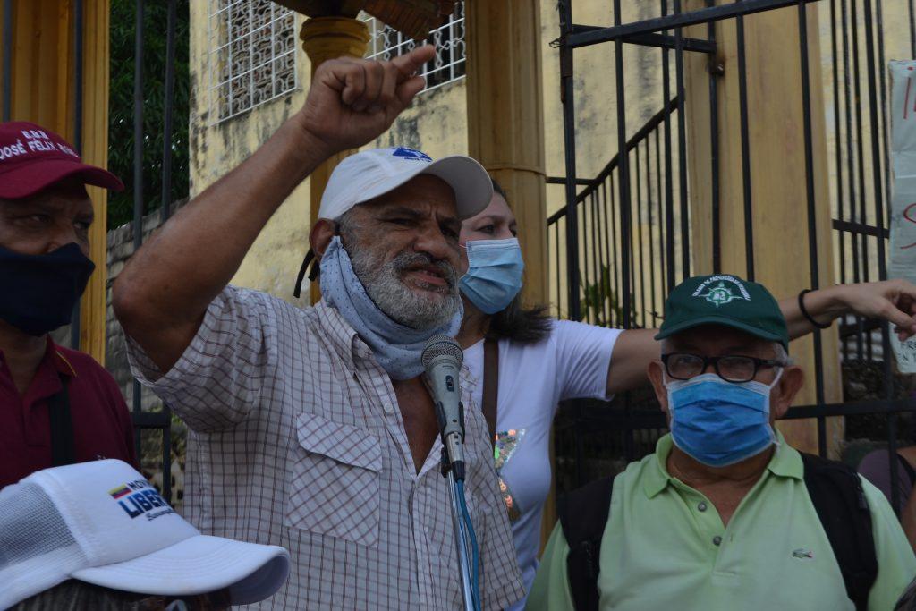 Maestros Guariqueños cumplieron y salieron a las calles a exigir mejoras laborales