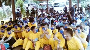 Desalojan cárcel Alayón en Aragua
