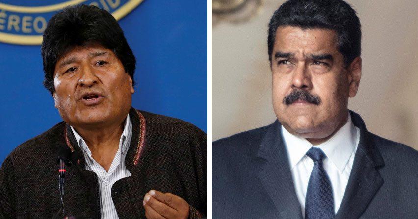 Gobierno de Áñez no invitará a Morales ni a Maduro a investidura de Arce