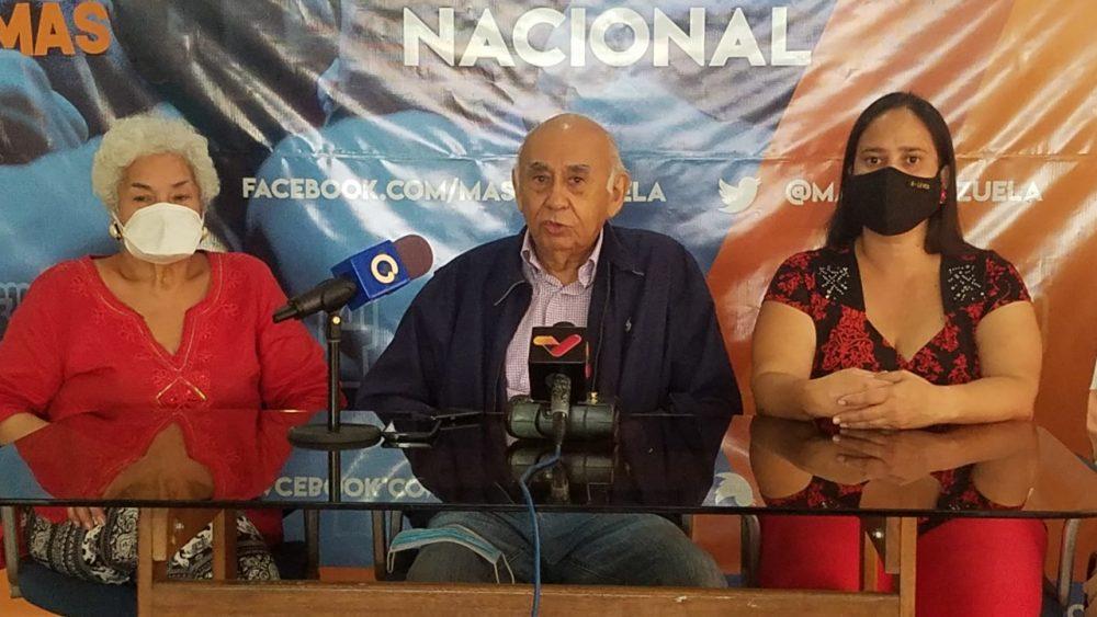 """MAS: """"decisiones inconsultas"""" del CNE afectarían resultados del 6D"""