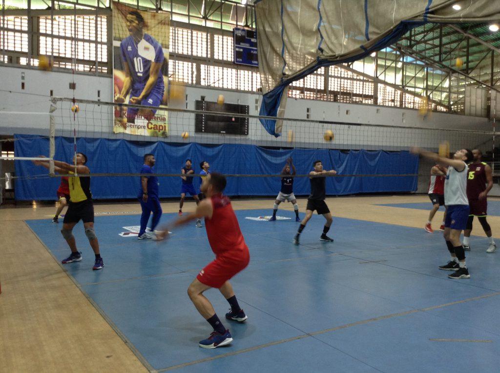 Selección de Voleibol retoma entrenamientos pero sin plan de preparación definido
