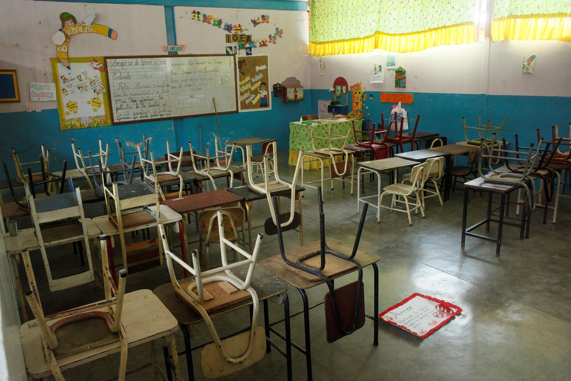 AVEC: Pagar nóminas por sistema Patria lesiona la autonomía financiera de las escuelas