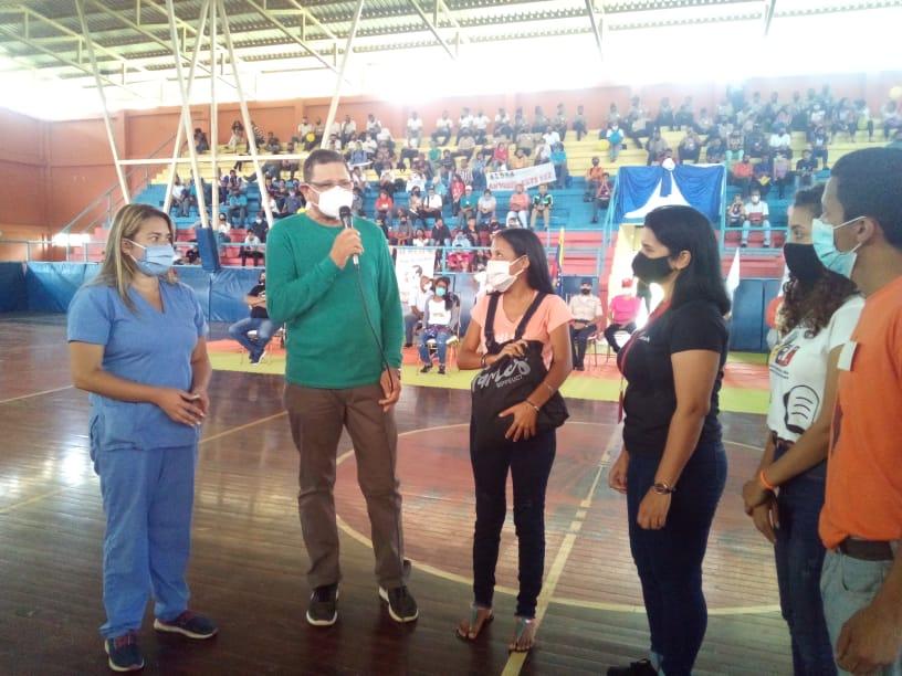 Unerg celebró Día del Estudiante Universitario