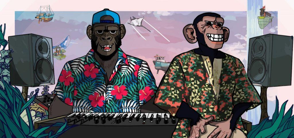 Surfer Gorilla lanza 'Dimos vueltas en el aire', un disco para bailar, amar y reflexionar