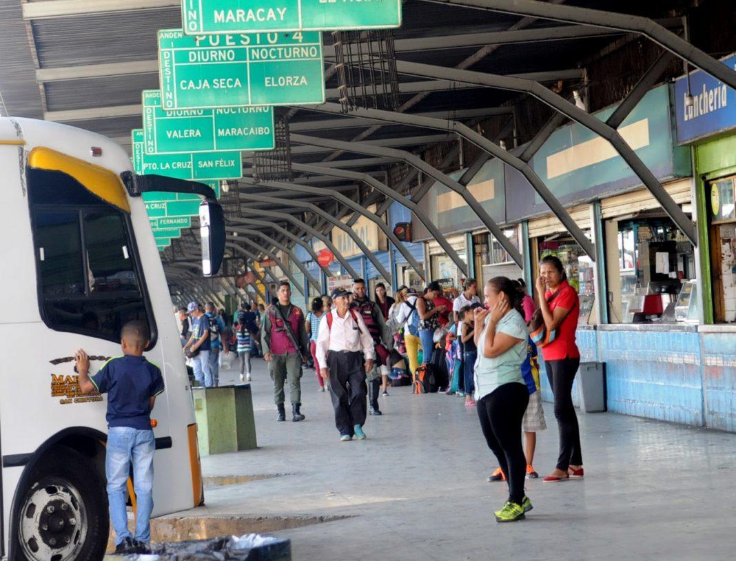 El 30 de noviembre abrirán todos los terminales terrestres del país