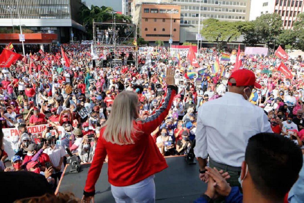 Para el chavismo sólo sus elecciones importan: avanza campaña sin distanciamiento social