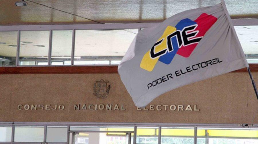CNE inicia caAsamblea Nacional designa nuevos rectores para el CNE pacitación de Juntas Regionales Electorales a escala nacional