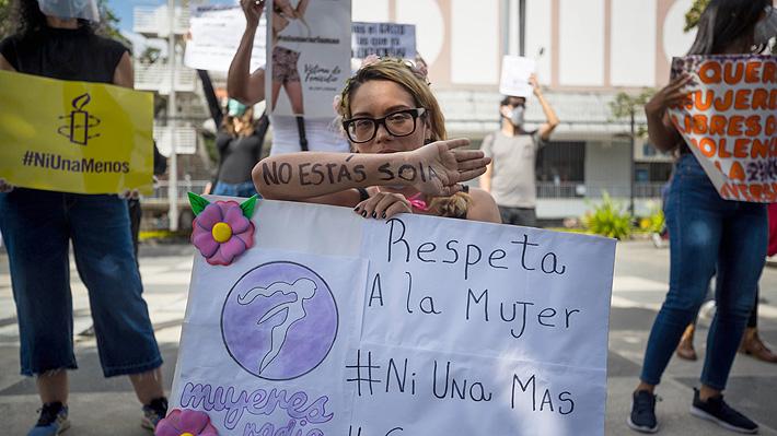 CEPAL: Feminicidios en América Latina crecieron un 31,5% en 2019