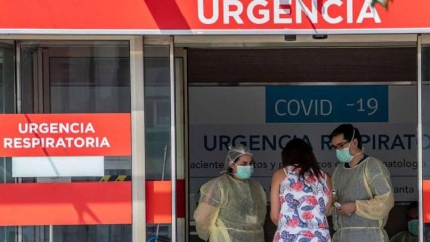 Chile alerta de sobrecarga en hospitales tras aumento de contagios