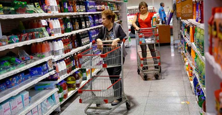 Consumo familiar promedio al 30 de diciembre costó Bs. 387.580.195,30 equivalente a a $375,76