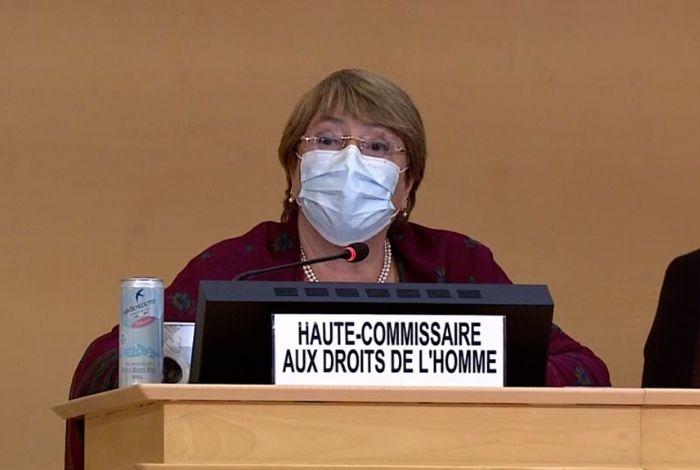 Bachelet: 2.000 muertes por operativos policiales se registraron en Venezuela en el 2020