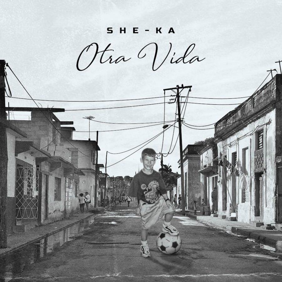 """She-ka presenta su primer álbum de estudio titulado: """"Otra vida"""""""