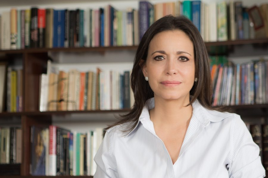 María Corina espera que administración Biden logre articular las fuerzas para lograr la liberación de Venezuela
