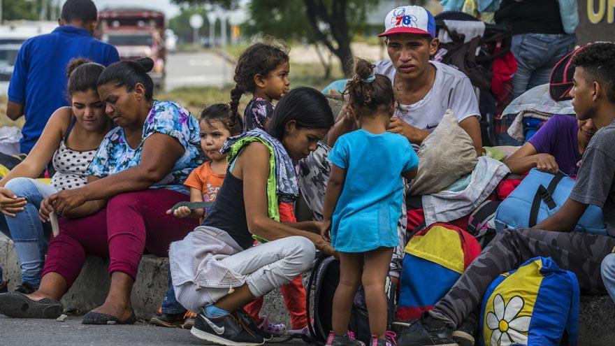 El 84% de los venezolanos exige la solución de la crisis económica, según encuesta de Datincorp