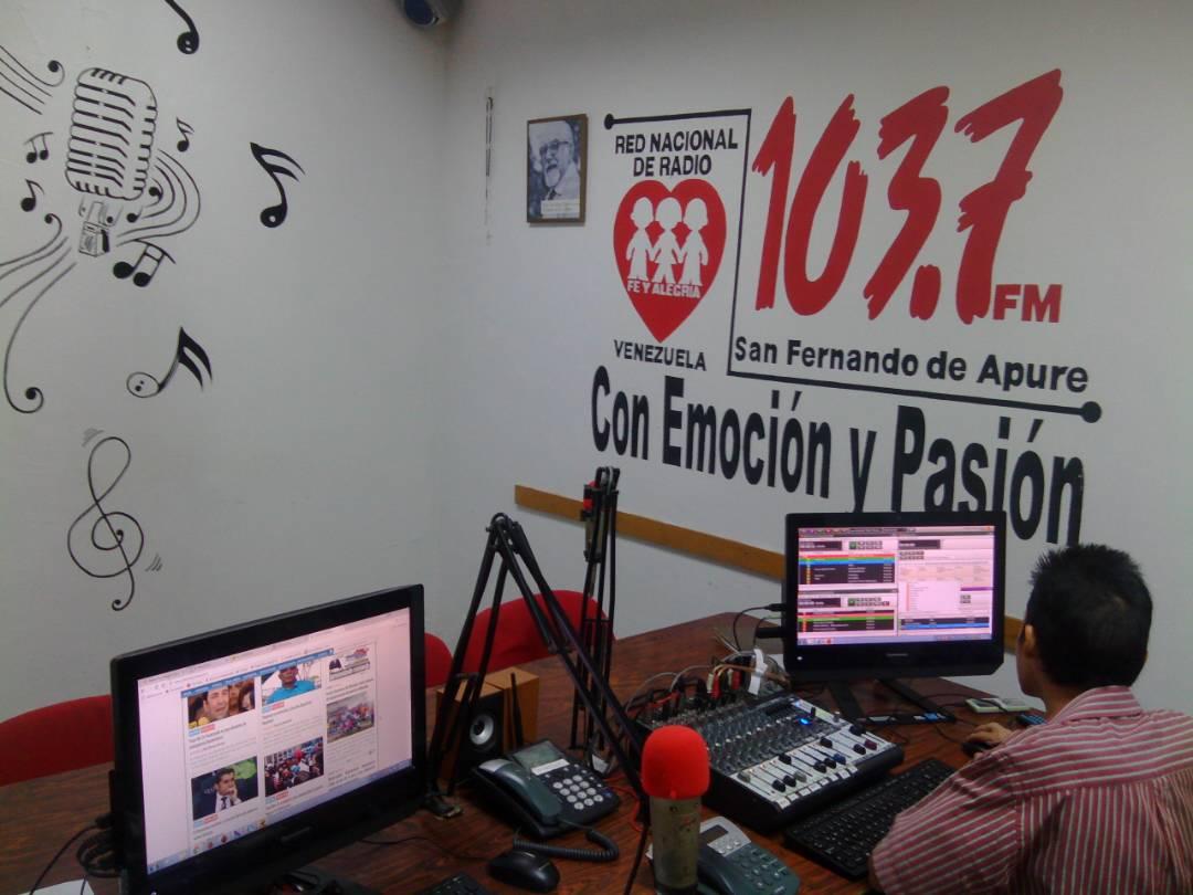Encapuchados robaron equipos de Radio Fe y Alegría en Monagas