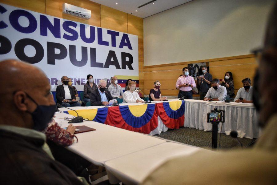 Parlamento y fuerzas democráticas legítimas de Venezuela cumplirán exigencias refrendadas por la Consulta Popular