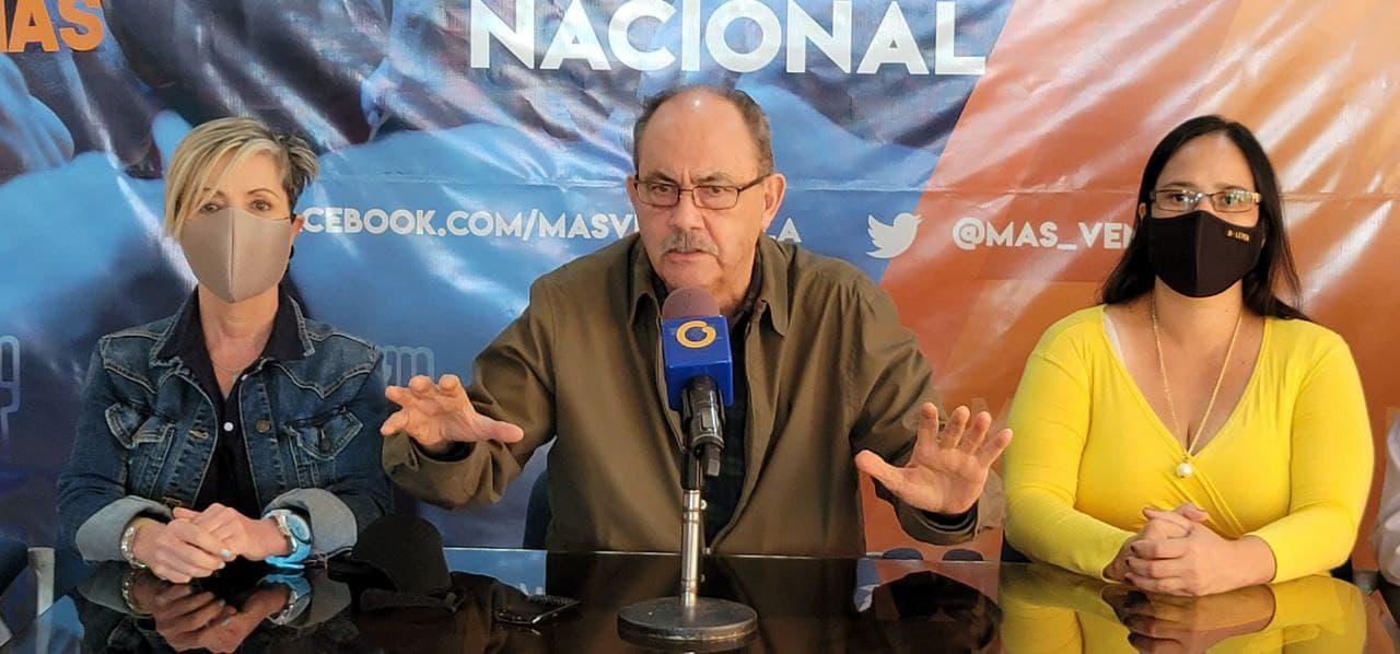 MAS instó a concretar un verdadero diálogo nacional desde la AN