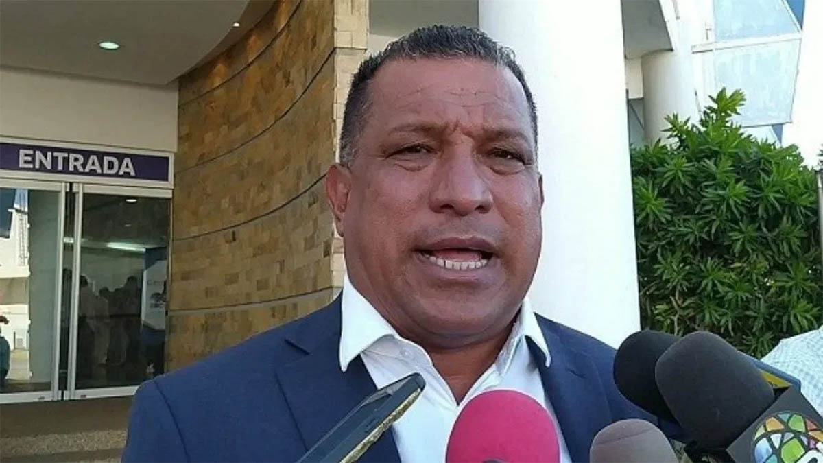 Alfredo Díaz renovó llamado a la unidad para una salida democrática