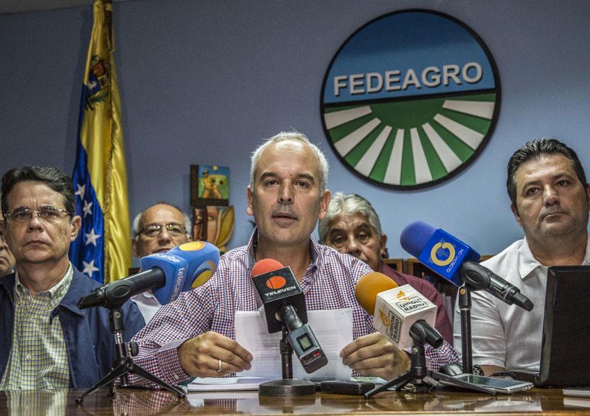 Fedeagro pide igualdad de condiciones ante importaciones