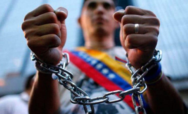 Foro Penal contabiliza 354 presos políticos en Venezuela