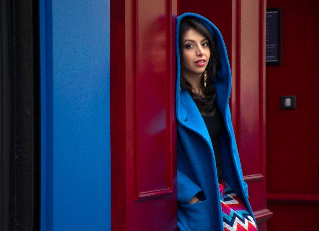 Andreïa, la cantautora colombiana que, a través del jazz, colorea los ritmos latinoamericanos