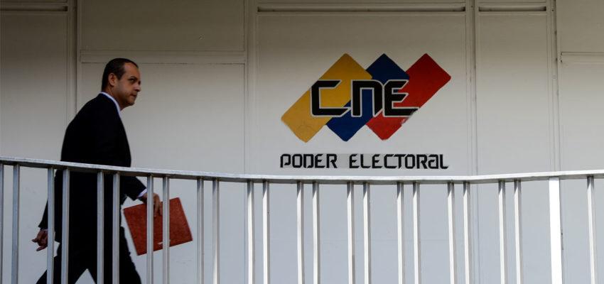 Conozca los candidatos a rector del CNE que postulan organizaciones de la sociedad civil