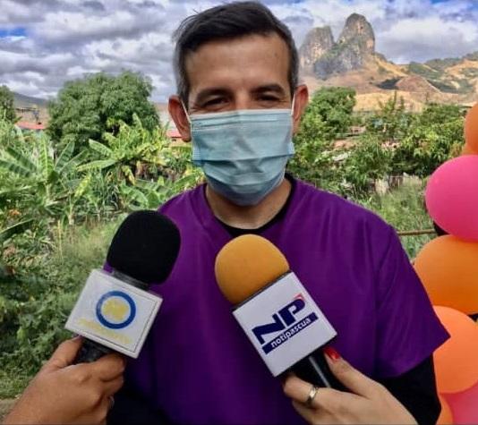 Doctor Ernesto Ramírez detenido por presunto delito previsto en la Ley Contra el Odio