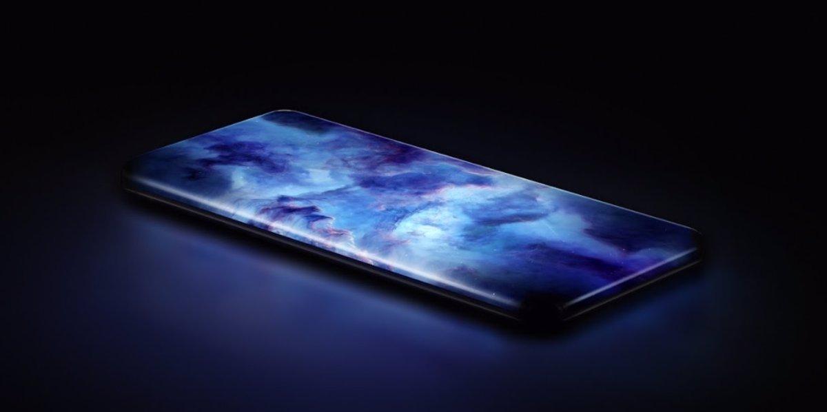 Una pantalla que cae en cascada: Xiaomi presenta un 'smartphone' innovador