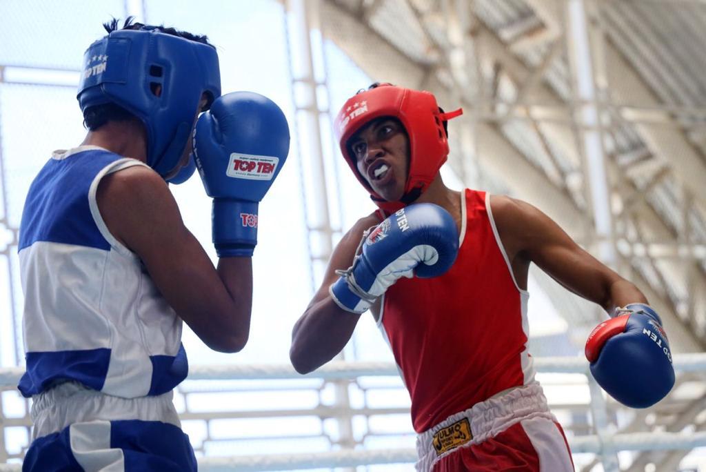 Chequeo Nacional Juvenil de Boxeo 2021 - Diario el Nacionalista