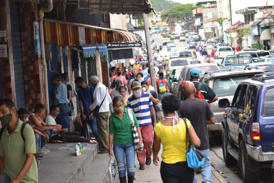 Cinco variantes del COVID-19 circulan en el país, la mayoría en Caracas y Miranda