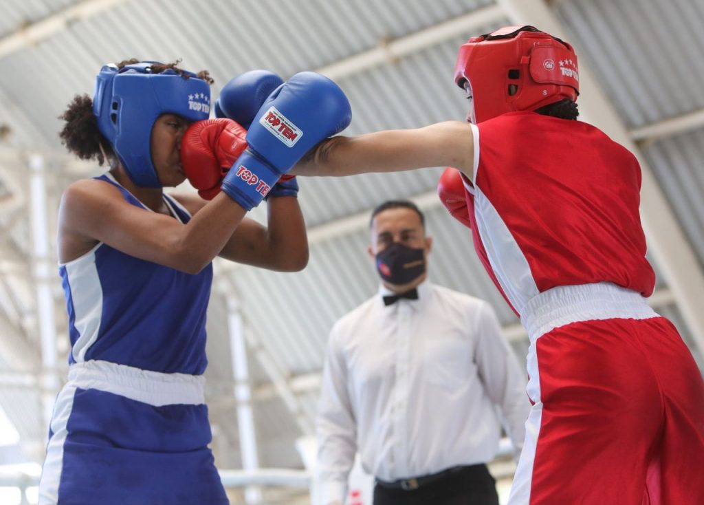 Chequeo Nacional Juvenil de Boxeo 2021