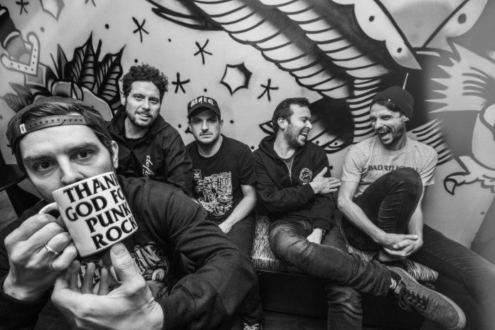 La banda colombiana LAPM presenta su nuevo disco 'Laberinto'