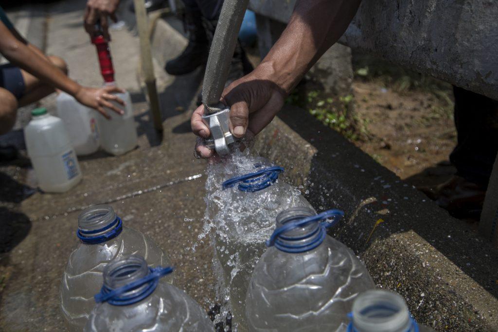 Estudio revela que 90% de la población de Altagracia de Orituco no recibe agua constantemente