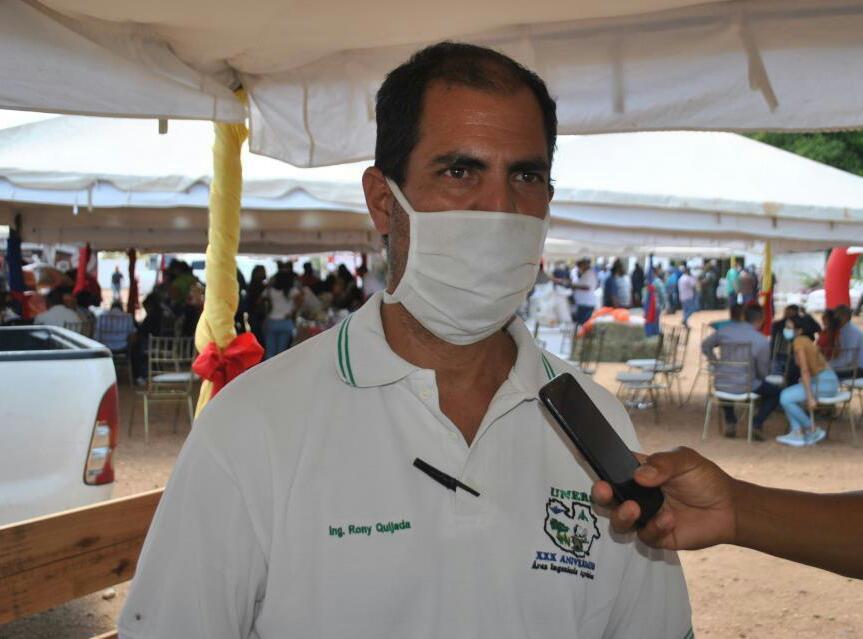Unerg participó en Expoferia de Abonos y Fertilizantes