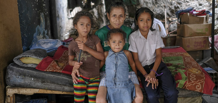 FAO reanuda programa de ayudas monetarias a familias vulnerables de Venezuela
