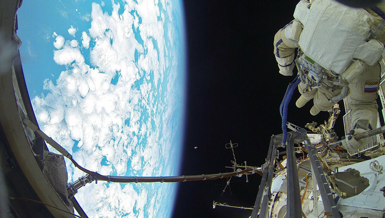 Luces, cámara, acción: rodaje en el espacio