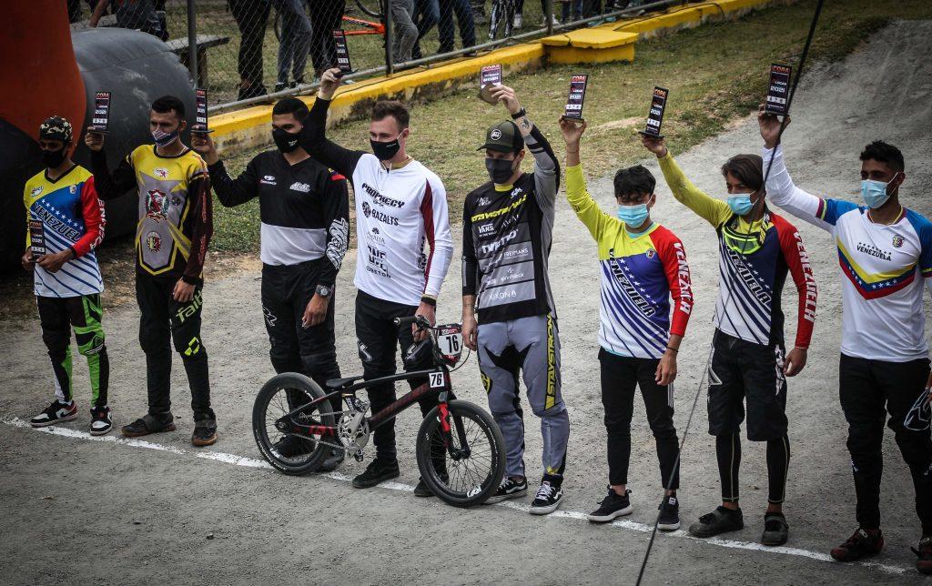Victorias y puntos UCI camino a Tokyo 2020 para Aruba, Letonia y Venezuela