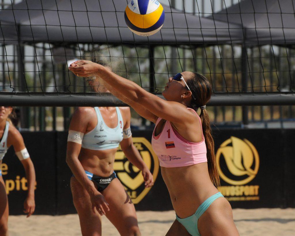 Norisbeth Agudo y Gabriela Brito Campeonas Suramericanas