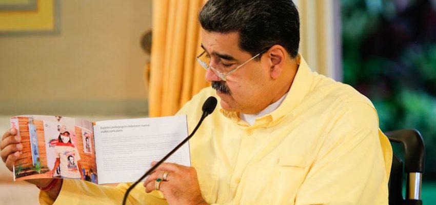 Maduro promueve «marcha de antorchas» por el país en medio de segunda ola de pandemia