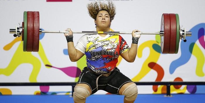 Las pesas se alistan para ir en busca de los cupos olímpicos