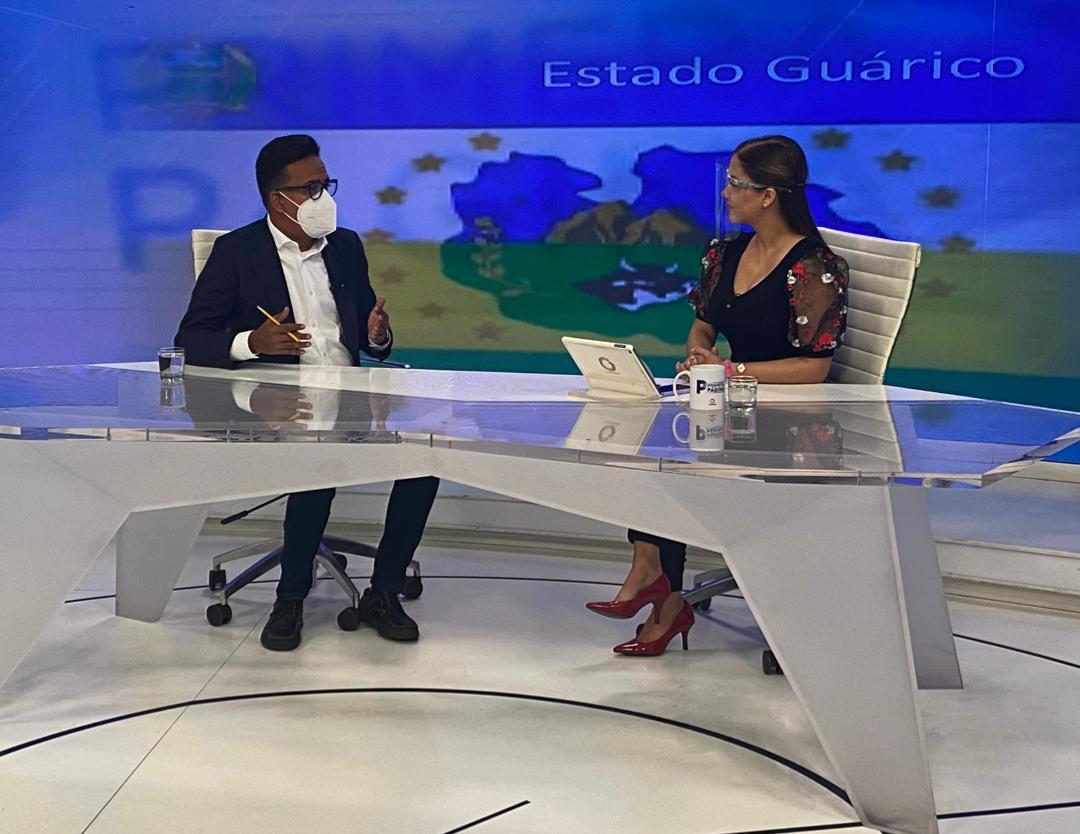 Profesor Rubén Jaramillo: En Guárico no hay gobernador ni alcaldes que se ocupen de la gente
