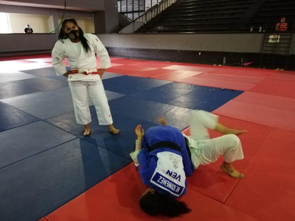 Judo venezolano prepara asistencia a citas panamericanas adulto y junior