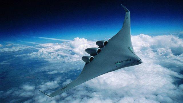 Los aviones con tres alas quieren revolucionar la industria gracias a un particular diseño