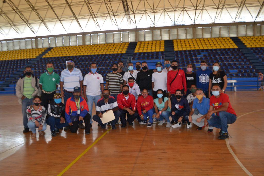 Comicios Electorales y Actualización de la Asamblea general de clubes futbolísticos, fue realizada con total satisfacción